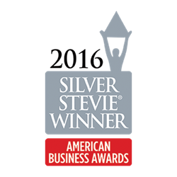 Stevie Silver Award Logo